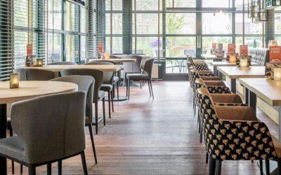 Grand café 1834 - Tjaarda Oranjewoud