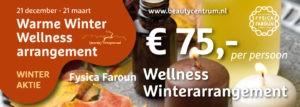 Winter arrangement Tjaarda Oranjewoud