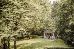 Trouwen in het bos - Tjaarda Oranjewoud