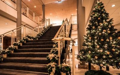 Kerst Tjaarda lobby