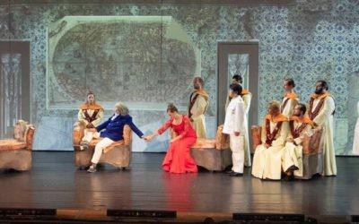 Opera II tabarro Pagliacci Arrangement