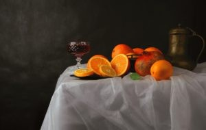Historisch diner - Tjaarda Oranjewoud