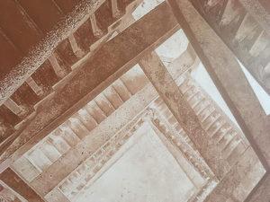 uitkijktoren fotowand - Tjaarda Oranjewoud