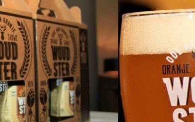 Woudster bier - Tjaarda Oranjewoud
