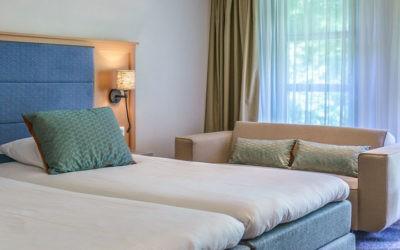 Comfortplus kamer - Tjaarda Oranjewoud