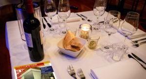 Tsjechov diner in Tjaarda Oranjewoud