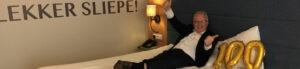 Tjaarda Oranjewoud geeft 100 gratis overnachtingen weg!